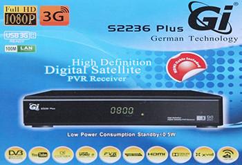 GI S 2236 Plus