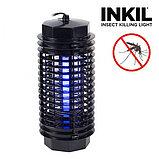 Лампа для уничтожения насекомых, лампа от комаров., фото 2