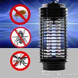 Лампа для уничтожения насекомых, лампа от комаров., фото 3