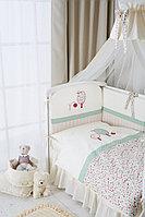 Комплект постельного белья 6 пр. Клюковка (Perina, Беларусь), фото 1