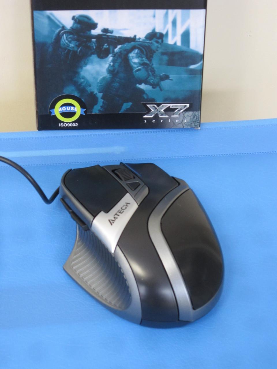 Мышка A4 Tech X7 913 USB, Алматы