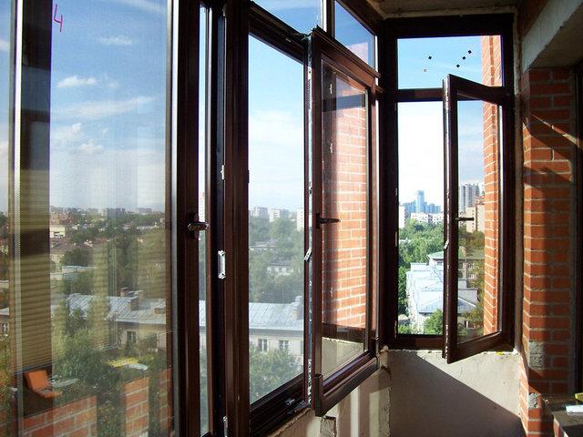 комбинированные окна -1
