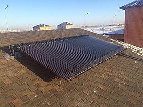 Солнечная водонагревательная система Varisol HP90, производства Kingspan Solar (Ирландия)  50 вакуумных трубок с системой антистагнации 90° градусов Цельсия  мкр. Уркер, г. Астана