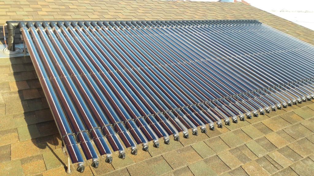 Солнечный водонагреватель Varisol HP90