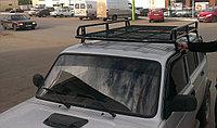 """Багажник """"Трофи"""" без поперечин Лада Нива ВАЗ-2131, фото 1"""