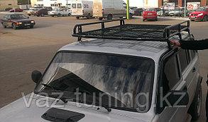 """Багажник """"Трофи"""" без поперечин Лада Нива ВАЗ-2131"""