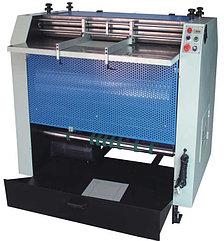 CB-1200 фрезировальная машина для картона с ручным самонакладом