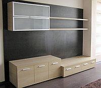 Мебель на заказ гостиные,горки, стенки