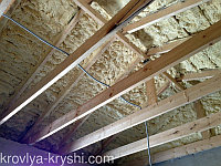 Утепление крыши, фото 1