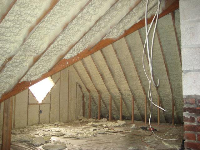 утепление крыши -1