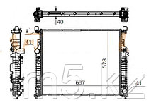 Радиатор MERCEDES M-CLASS W164 05-