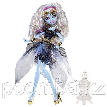 Школа монстров 13 желаний - Эбби Боминейбл - Monster High 13 Wishes - Haunt the Casbah Doll Abbey Bominable
