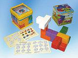 Кубики для всех Эврика (в сумочке) (Корвет) 0524, фото 3