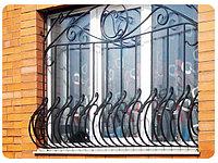 Решетки и перила.Кованые изделия на заказ в Алматы.