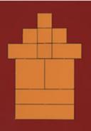 Головоломка Прямоугольники (Оксва) ОКГ-020
