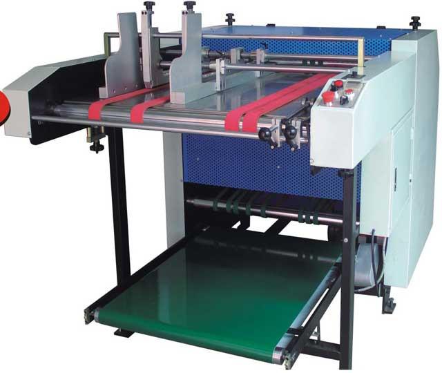 CB-1200B автоматическая фрезировальная машина для картона