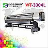 Широкоформатный сольвентный принтер WT-3304L