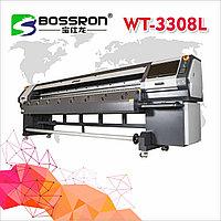 Широкоформатный  сольвентный принтер WT-3308L, фото 1