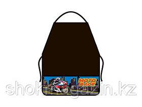 "Фартук для труда с карманом ""Moto racer"""