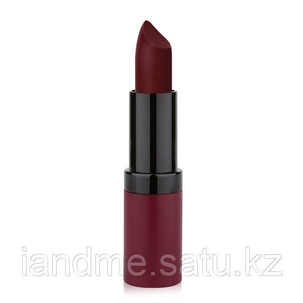 Матовая помада Golden Rose Velvet Matte Lipstick
