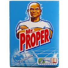 Универсальное чистящее средство (порошок) Mr. Proper 400 г