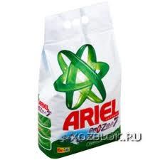 Стиральный порошок для автоматических машин Ariel 6 кг