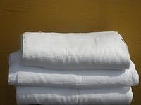 Полотенце вафельное, ширина 80 см, 1×100 м