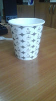 Стакан кофейный бумажный 200 мл 1*100