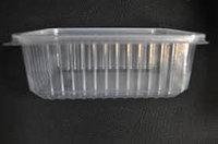 Контейнер с крышкой одноразовый пластиковый 750 мл (179*132)