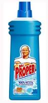 Жидкое средство для мытья полов Mr. Proper 750 мл