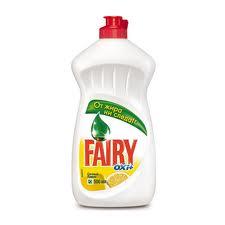Жидкое средство для мытья посуды Fairy 0,5 л
