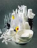 Тарелка десертная белая d-205 1800 шт./короб.