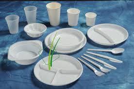 Тарелка десертная белая d-205  2 секции 1800 шт./короб.