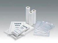 Пакеты упаковочные белые без ручки