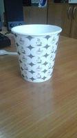 Стакан кофейный бумажный 0,2 л 1*100
