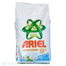 Порошок для автомат машин Ariel 9 кг