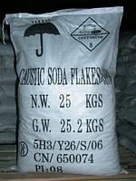 Гидроксид натрия 25 кг