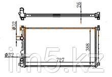 Радиатор OPEL MOVANO 98-10
