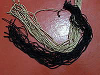 Шнурки шелковые для кулонов