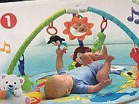 """Развивающий детский коврик """"Умный малыш"""""""