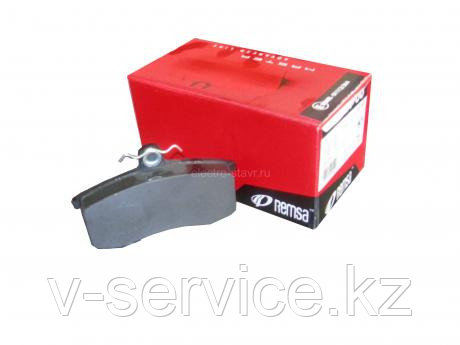 Тормозные колодки REMSA   651.02-AF
