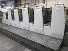 Komori Lithrone 529+LX б/у 2006г - пятикрасочная (+лак) печатная машина, фото 2