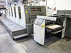 Komori Lithrone 529+LX б/у 2006г - пятикрасочная (+лак) печатная машина, фото 8