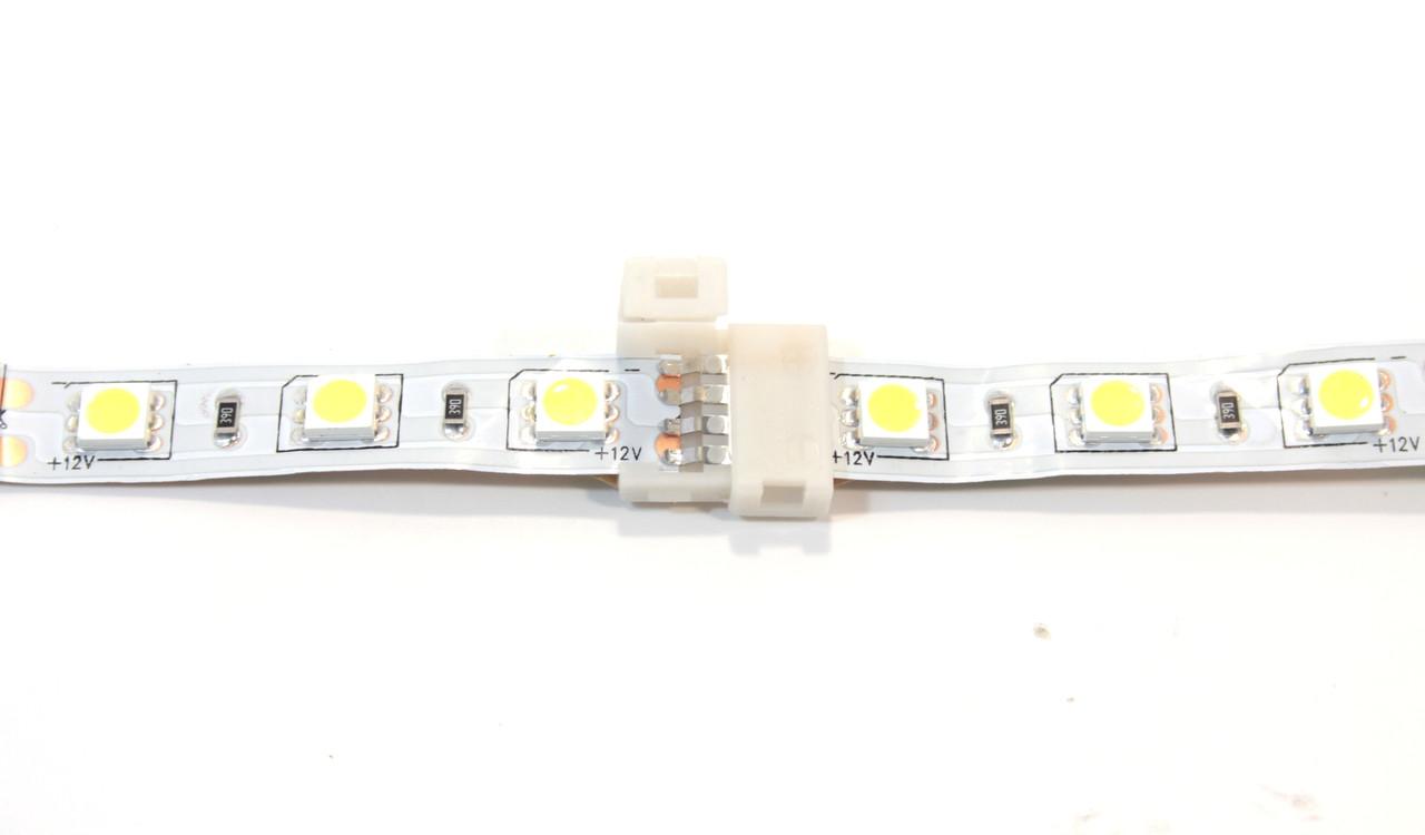 Соединитель двух отрезков светодиодной ленты 5050 (10 мм)