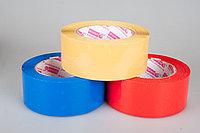 Скотч упаковочный цветной 48*120