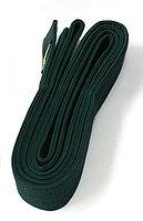 Пояс для кимоно 240 см (зеленый)