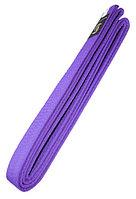 Пояс для кимоно 205 см (фиолетовый)