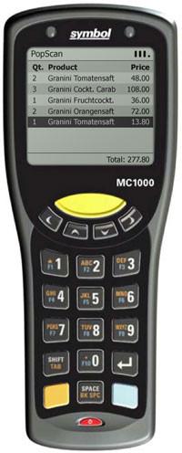 Терминал сбора данных Motorola Symbol MC1000 CRD