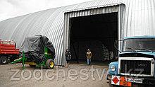 Строительство производственных комплексов, баз, помещений, заводских и цеховых зданий