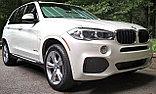 """ПОРОГИ BMW X5 F15  """"комплект дооснащения"""", фото 2"""
